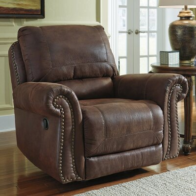 Breville Rocker Recliner by Benchcraft