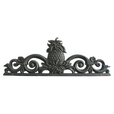 dCOR design Colonial Welcome Wall Plaque