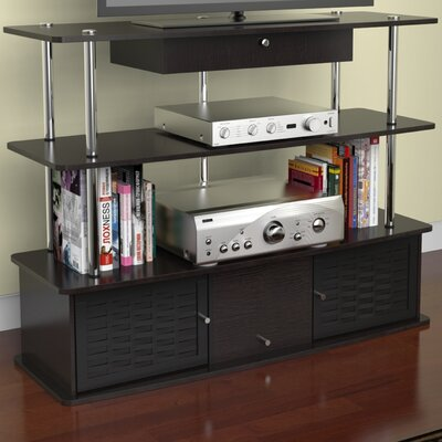 Aspen TV Stand by dCOR design