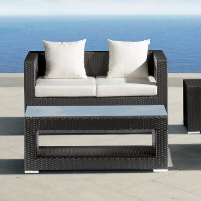 Algarva Outdoor Sofa with Cushions by dCOR design