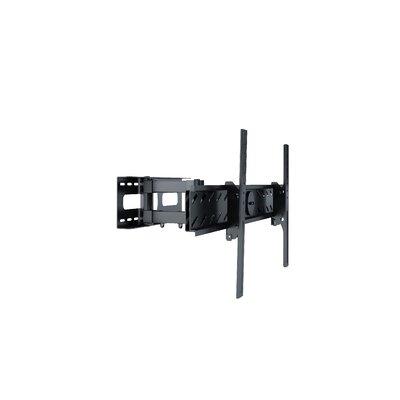 "dCOR design Wall Mount Full Motion Extending Arm/Tilting/Swivel Wall Mount for 37"" - 63"" Screens"