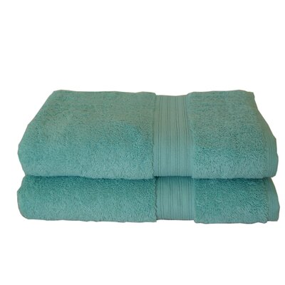 Luxury Bath Towel by dCOR design