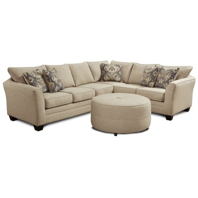 Darby Sectional by dCOR design