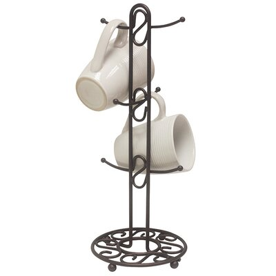 Classic Mug Tree by Sweet Home Collection