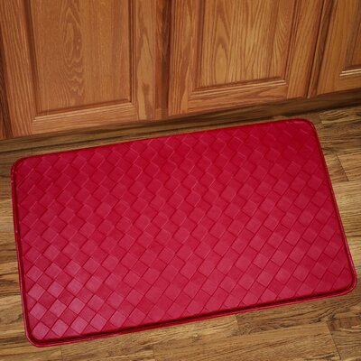 Solid Mat by Sweet Home Collection