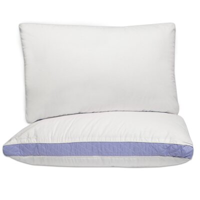 Iso Pedic Hypoallergenic Extra Firm Lumbar Pillow by Sweet Home Collection