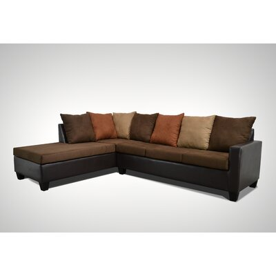 Avery Left Hand Facing Sectional by Piedmont Furniture