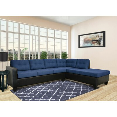 Right Hand Facing Sectional by Piedmont Furniture