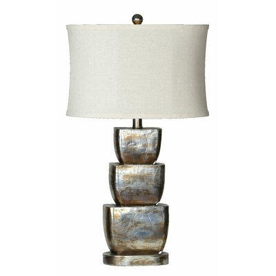 Forty West Sawyer 23 Quot H Table Lamp With Rectangular Shade