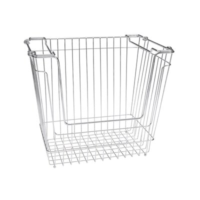 Stackable Tall Storage Basket by Simplify