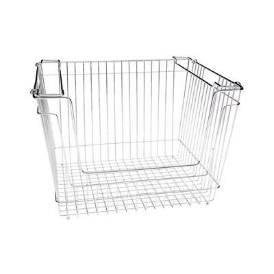 Stackable Extra Large Storage Basket by Simplify