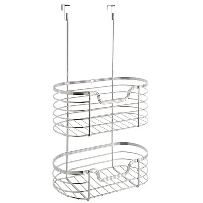 2 Tier Over-the-Cabinet Organizer Rack by Simplify