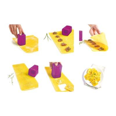 9 Piece Mini Pies and Ravioli Kit Set by MASTRAD