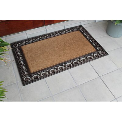front door entry rug