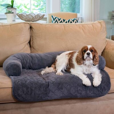 Micro Plush Pet Bed by Home Fashions