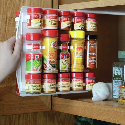 40 Clip Spice Organizer Set by Spicestor