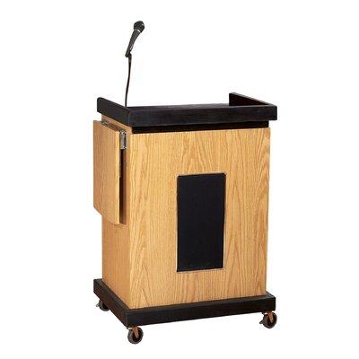 Oklahoma Sound Smart Cart Sound Full Podium