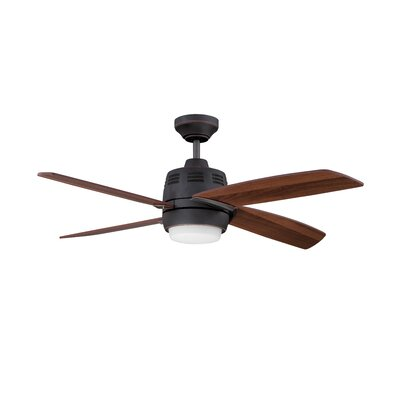 "44"" Ventura 2 4 Blade Ceiling Fan with Wall Remote Product Photo"