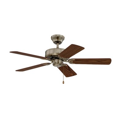 "42"" Builder's Choice 5 Blade Ceiling Fan Product Photo"