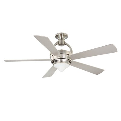 """52"""" Premia 5 Blade Ceiling Fan with Wall Remote Product Photo"""