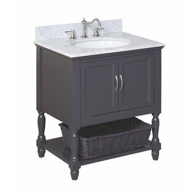 "Beverly 30"" Single Bathroom Vanity Set Product Photo"