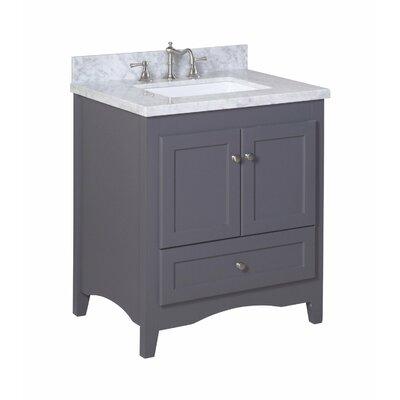 "Abbey 30"" Single Bathroom Vanity Set Product Photo"