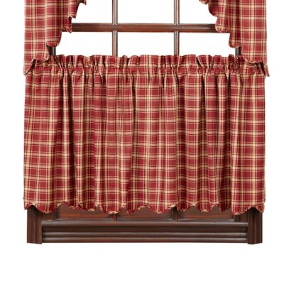 "Kendrick 36"" Tier Curtain (Set of 2) Product Photo"