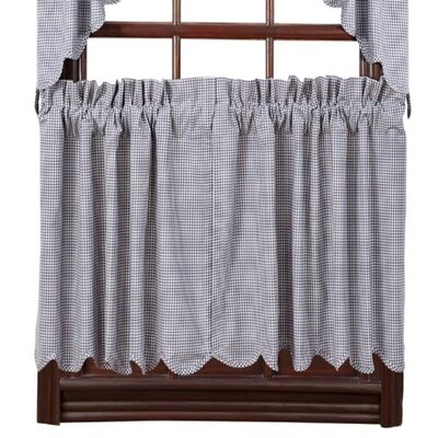Maddox Tier Curtain (Set of 2) Product Photo