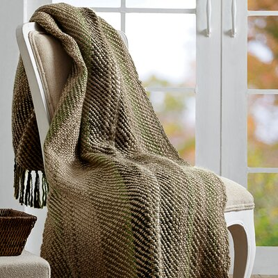 Montgomery Woven Throw by VHC Brands
