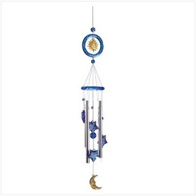 Celestial Wind Chime by Classic Gifts and Decor