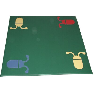 Lady Bug Mat by Benee's