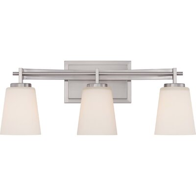3 Light Bath Vanity Light Product Photo