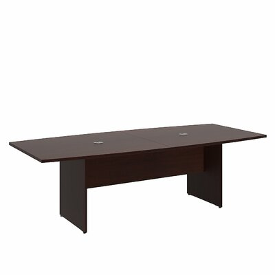 8' Boat Shaped Conference Table by Bush Business Furniture