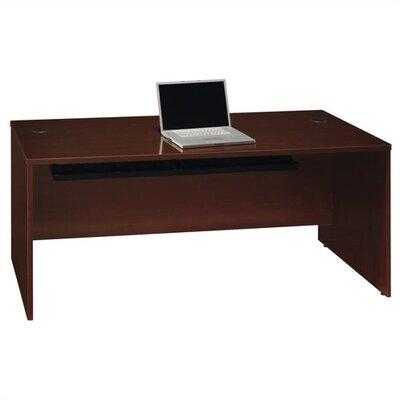 Bush Business Furniture Quantum Executive Desk Shell