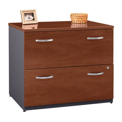 Bush Business Furniture Series C 2 Drawer Lateral File