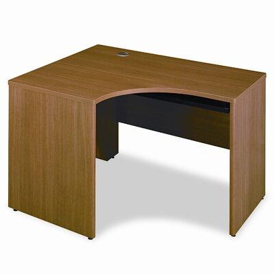 Bush Business Furniture Quantum Series Right Corner Desk Shell, 47-3/8w x 42-1/8d x 30h, Modern CY