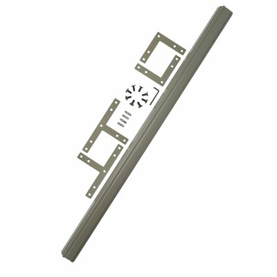 """Bush Business Furniture ProPanel Collection- 42"""" Post & """"L"""" or """"T"""" Connector Kit"""