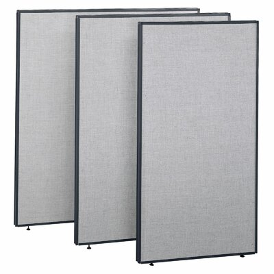 """Bush Business Furniture ProPanel Collection-  Extra Tall 60"""" W Privacy Panel"""