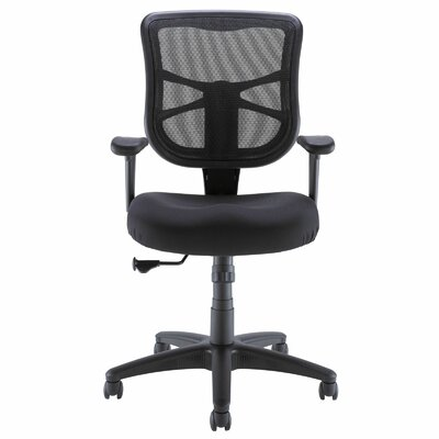 Mid-Back Mesh Conference Chair with Arms by Bush Business Furniture