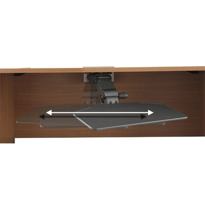 Bush Business Furniture Office-in-an-Hour - Articulating Keyboard Shelf