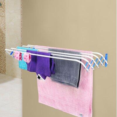 Wonderwall Mounted Drying Rack by Bonita