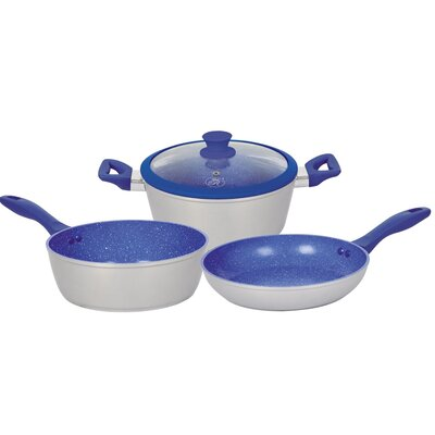 4 Piece Non-Stick Cookware Set by ROYAL COOK