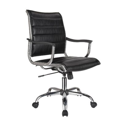 TygerClaw Mid-Back Office Chair by Homevision Technology
