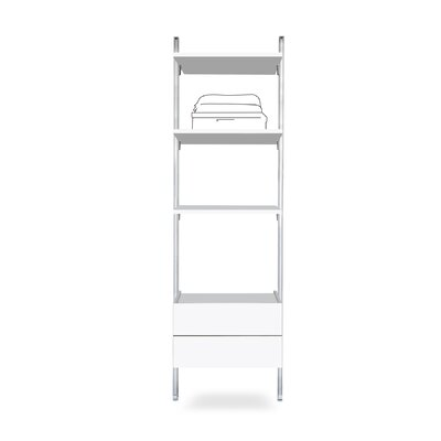 "20"" Deep Relax Shelving Kit Product Photo"