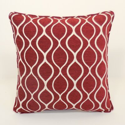 Gemma Chenille Geometric Toss Throw Pillow by Essential