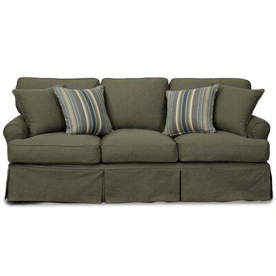 Horizon Slipcovered Sofa by Sunset Trading