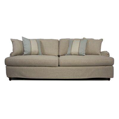 Seacoast Slipcovered Sofa by Sunset Trading