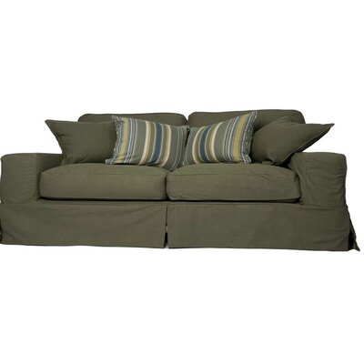 Americana Slipcovered Sofa by Sunset Trading