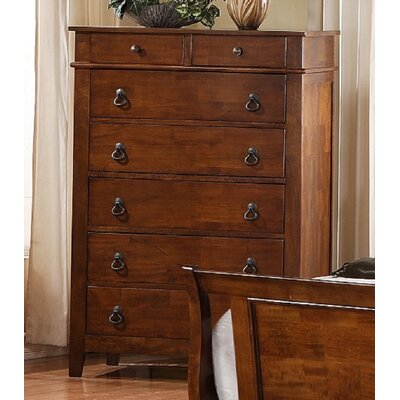 Phoenix 7 Drawer Chest by Sunset Trading