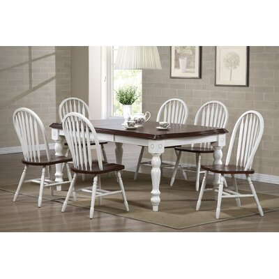 Andrews Extendable Dining Table by Sunset Trading